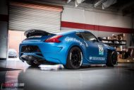 GetLucky370 widebody Nissan 370Z Tuning ModBargains 18 190x127 Fotostory: Widebody Nissan 370Z by ModBargains
