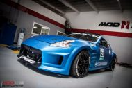 GetLucky370 widebody Nissan 370Z Tuning ModBargains 2 190x127 Fotostory: Widebody Nissan 370Z by ModBargains