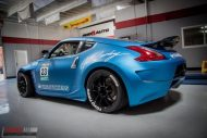 GetLucky370 widebody Nissan 370Z Tuning ModBargains 7 190x127 Fotostory: Widebody Nissan 370Z by ModBargains