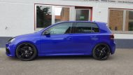 Gloss Blue Raspbery VW Golf 6 R MK6 Folienwerk NRW Wrap Tuning Folierung 6 190x107 Gloss Blue Raspbery VW Golf 6 R (MK6) by Folienwerk NRW