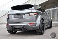 Hamann Range Rover Evoque Widebody Tuning 17 190x126 Fotostory: DS automobile   Hamann Range Rover Evoque Widebody