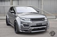 Hamann Range Rover Evoque Widebody Tuning 19 190x126 Fotostory: DS automobile   Hamann Range Rover Evoque Widebody