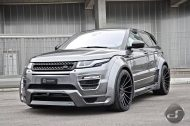 Hamann Range Rover Evoque Widebody Tuning 2 190x126 Fotostory: DS automobile   Hamann Range Rover Evoque Widebody