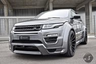 Hamann Range Rover Evoque Widebody Tuning 4 190x126 Fotostory: DS automobile   Hamann Range Rover Evoque Widebody