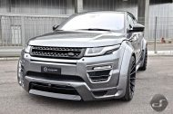 Hamann Range Rover Evoque Widebody Tuning 5 190x126 Fotostory: DS automobile   Hamann Range Rover Evoque Widebody