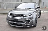 Hamann Range Rover Evoque Widebody Tuning 6 190x126 Fotostory: DS automobile   Hamann Range Rover Evoque Widebody