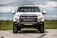 Hennessey Velociraptor 700 Ford F 150 Pickup tuning 25 years 12 190x127 Hennessey Velociraptor 700 auf Basis des Ford F 150 Pickup