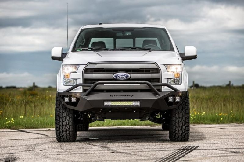 Hennessey Velociraptor 700 Ford F-150 Pickup tuning 25 years (12)