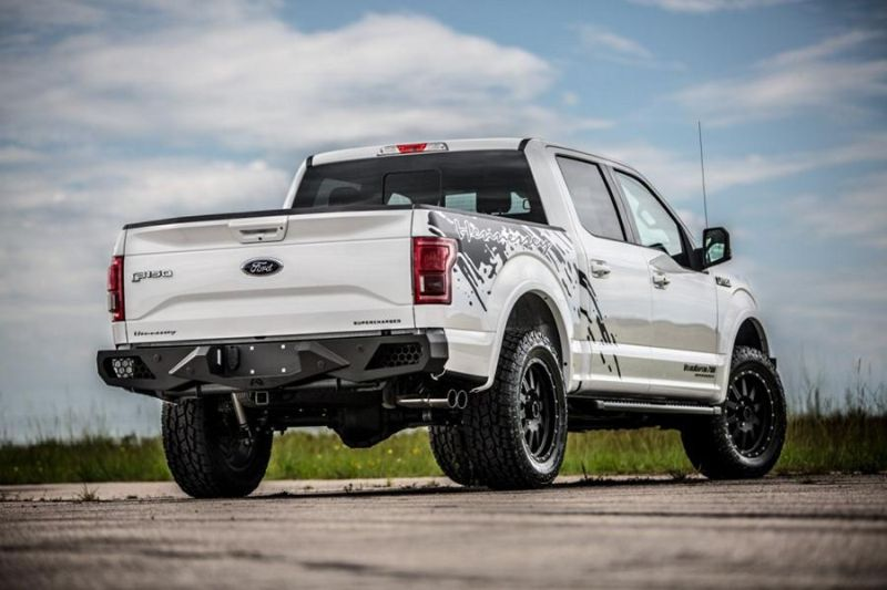 Hennessey Velociraptor 700 Ford F-150 Pickup tuning 25 years (13)