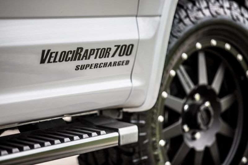 Hennessey Velociraptor 700 Ford F-150 Pickup tuning 25 years (14)