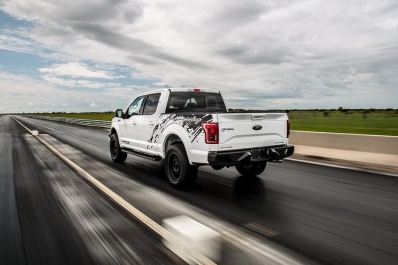 Hennessey Velociraptor 700 Ford F-150 Pickup tuning 25 years (16)