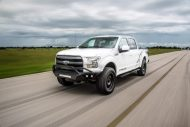 Hennessey Velociraptor 700 Ford F 150 Pickup tuning 25 years 17 190x127 Hennessey Velociraptor 700 auf Basis des Ford F 150 Pickup
