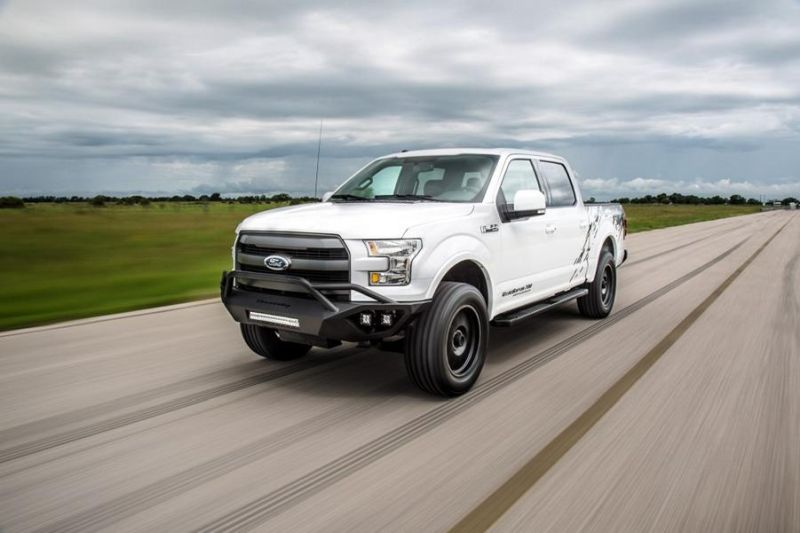 Hennessey Velociraptor 700 Ford F-150 Pickup tuning 25 years (17)
