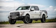 Hennessey Velociraptor 700 Ford F 150 Pickup tuning 25 years 8 190x96 Hennessey Velociraptor 700 auf Basis des Ford F 150 Pickup