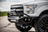 Hennessey Velociraptor 700 Ford F 150 Pickup tuning 25 years 9 190x127 Hennessey Velociraptor 700 auf Basis des Ford F 150 Pickup