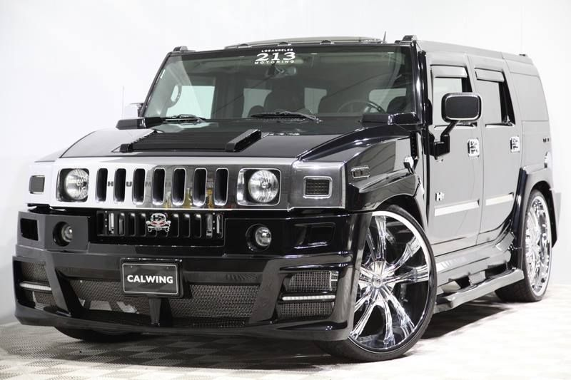 Hummer H2 Tuning Calwing 213 Motoring Japan 1 Alles rund ums Tuning: Calwing (213 Motoring) machts möglich