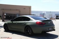 Impressive Wrap BMW M6 F12 Gran Coupe Military Gr%C3%BCn Tuning 1 190x127 Impressive Wrap   BMW M6 F12 Gran Coupe in Military Grün