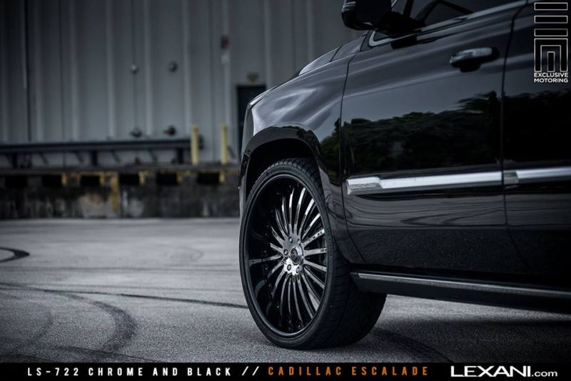 Lexani Wheels Alufelgen Exclusive Motoring Tuning Cadillac Escalade (3)
