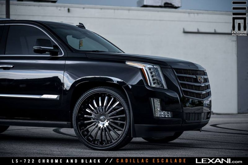Lexani Wheels Alufelgen Exclusive Motoring Tuning Cadillac Escalade (5)