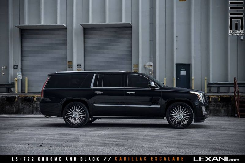 Lexani Wheels Alufelgen Exclusive Motoring Tuning Cadillac Escalade (8)