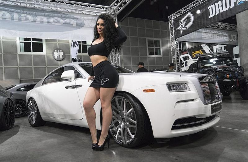 Los Angeles DUB Show 2016 Tuning Forgiato Wheels 1 Fotostory: Los Angeles DUB Show 2016 by Forgiato Wheels