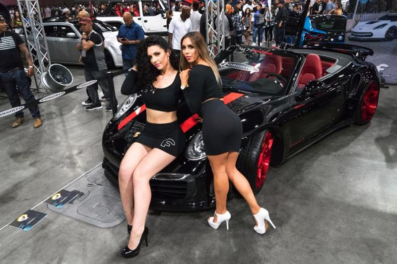 Los Angeles DUB Show 2016 Tuning Forgiato Wheels 2 Fotostory: Los Angeles DUB Show 2016 by Forgiato Wheels