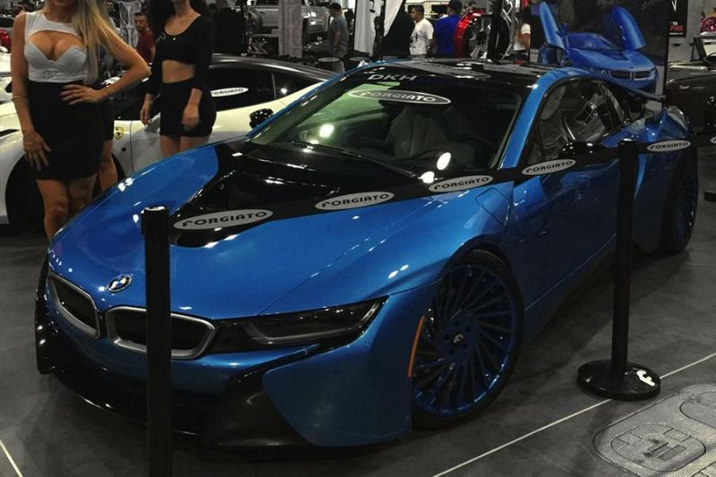 Los Angeles DUB Show 2016 Tuning Forgiato Wheels (22)
