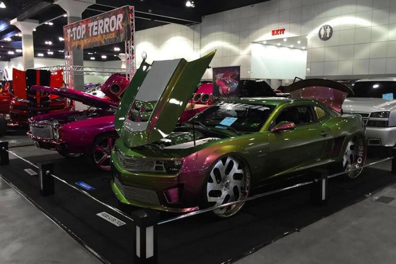 Los Angeles DUB Show 2016 Tuning Forgiato Wheels (7)