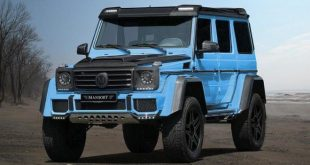 Mansory Monster Mercedes Benz G500 4×4² Tuning 2016 2 1 e1468321645298 310x165 Ohne Worte   Mansory's Monster Mercedes Benz G500 4×4²