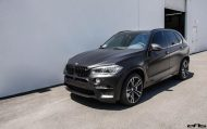 Matte Black BMW X5 M Gets Some Aftermarket Goodies Installed 27 190x119 Mattschwarzer BMW X5 M F85 by European Auto Source