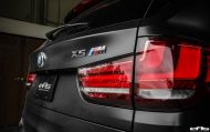 Matte Black BMW X5 M Gets Some Aftermarket Goodies Installed 30 190x119 Mattschwarzer BMW X5 M F85 by European Auto Source