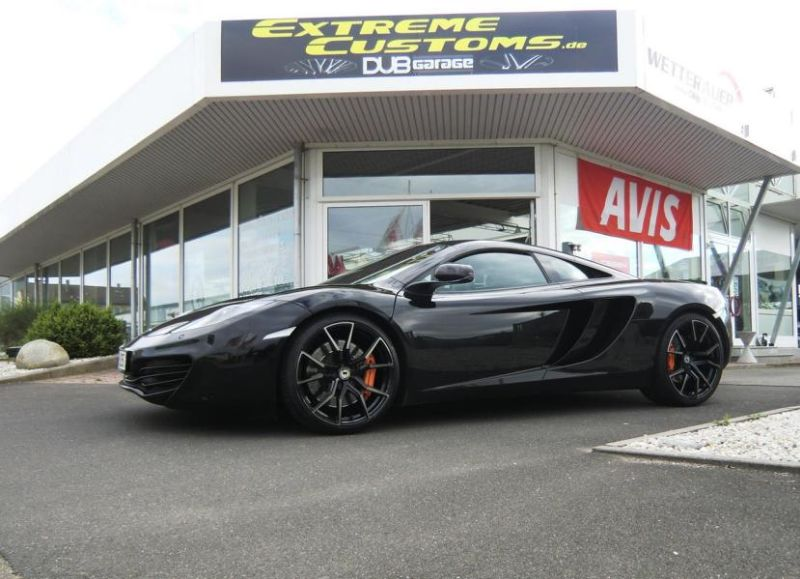 McLaren MP4 12C 20 Zoll Extreme Customs Germany Tuning 1 McLaren MP4 12C auf 20 Zöllern by Extreme Customs Germany