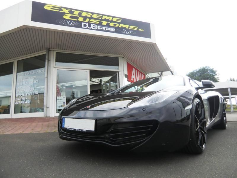 McLaren MP4 12C 20 Zoll Extreme Customs Germany Tuning 2 McLaren MP4 12C auf 20 Zöllern by Extreme Customs Germany