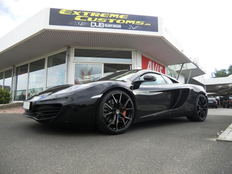 McLaren MP4 12C 20 Zoll Extreme Customs Germany Tuning 3 McLaren MP4 12C auf 20 Zöllern by Extreme Customs Germany