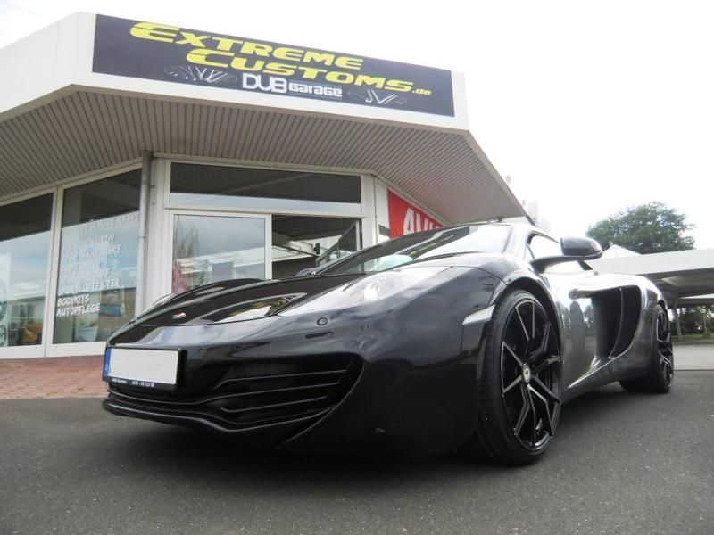 McLaren MP4 12C 20 Zoll Extreme Customs Germany Tuning 4 McLaren MP4 12C auf 20 Zöllern by Extreme Customs Germany