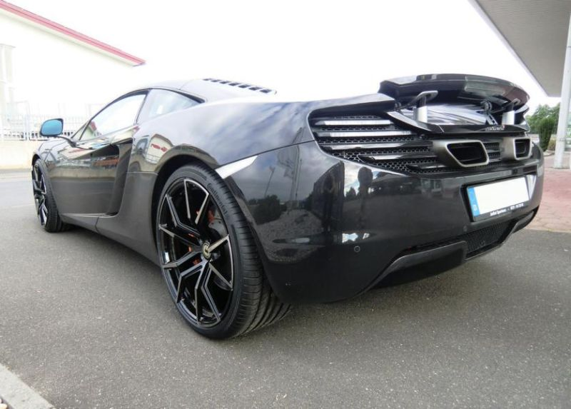 McLaren MP4 12C 20 Zoll Extreme Customs Germany Tuning (5)