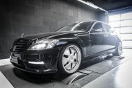 Mcchip DKR Mercedes S320 CDI W221 Chiptuning 278PS 540NM 1 190x127 Fett   Mcchip DKR Mercedes S320 CDI mit 278PS & 540NM