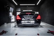Mcchip DKR Mercedes S320 CDI W221 Chiptuning 278PS 540NM 4 190x127 Fett   Mcchip DKR Mercedes S320 CDI mit 278PS & 540NM