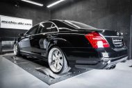 Mcchip DKR Mercedes S320 CDI W221 Chiptuning 278PS 540NM 5 190x127 Fett   Mcchip DKR Mercedes S320 CDI mit 278PS & 540NM