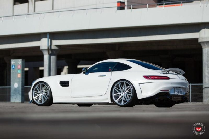 Mercedes Benz AMG GTs Hamana Widebody Japan Tuning 1 Fett   Mercedes Benz AMG GTs von Hamana aus Japan