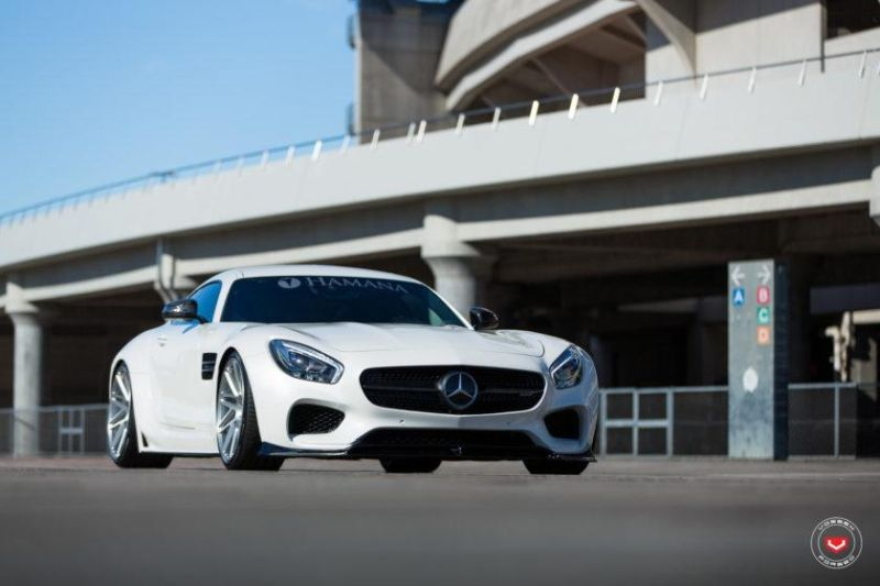 Mercedes-Benz AMG GTs Hamana Widebody Japan Tuning (4)