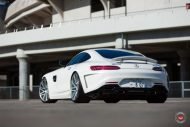 Mercedes Benz AMG GTs Hamana Widebody Japan Tuning 8 190x127 Fett   Mercedes Benz AMG GTs von Hamana aus Japan
