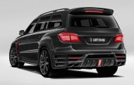Mercedes Benz GL Black Crystal Larte Design 2016 190x121 Vorschau: Mercedes Benz GLS Black Crystal von Larte Design