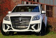 Mercedes Benz GL Black Crystal Tuning 2014 Bodykit Larte Design 19 190x127 Vorschau: Mercedes Benz GLS Black Crystal von Larte Design