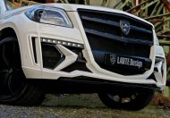 Mercedes Benz GL Black Crystal Tuning 2014 Bodykit Larte Design 20 190x132 Vorschau: Mercedes Benz GLS Black Crystal von Larte Design
