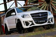 Mercedes Benz GL Black Crystal Tuning 2014 Bodykit Larte Design 21 190x127 Vorschau: Mercedes Benz GLS Black Crystal von Larte Design