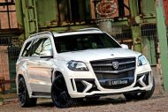 Mercedes Benz GL Black Crystal Tuning 2014 Bodykit Larte Design 5 190x127 Vorschau: Mercedes Benz GLS Black Crystal von Larte Design