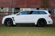Mercedes Benz GL Black Crystal Tuning 2014 Bodykit Larte Design 8 190x127 Vorschau: Mercedes Benz GLS Black Crystal von Larte Design