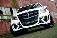 Mercedes Benz GL Black Crystal Tuning 2014 Bodykit Larte Design 9 190x127 Vorschau: Mercedes Benz GLS Black Crystal von Larte Design