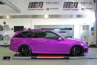 Mercedes C63 AMG Pink Arlon Premium Candy Tropical MD Exclusive Tuning 1 190x127 Pinke Power   Mercedes C63 AMG in Pink by M&D Exclusive